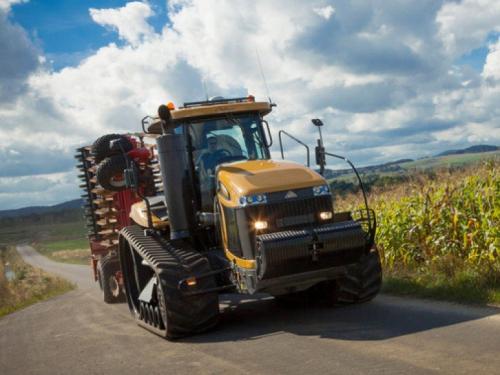 Трактор CHALLENGER 855 B - 1