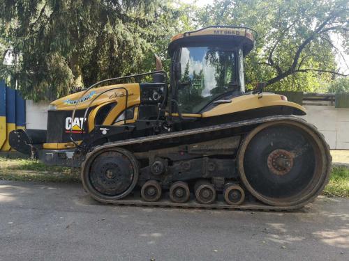 Трактор CHALLENGER MT865B - 4