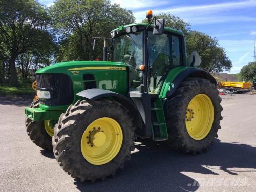 Трактор JOHN DEERE 7530 - 1