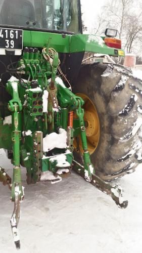 Трактор JOHN DEERE 7700 - 5