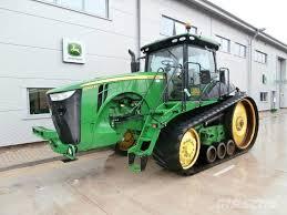 Трактор JOHN DEERE R8360 - 1