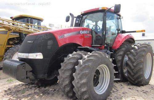 Трактор CASE IH MX340 - 1