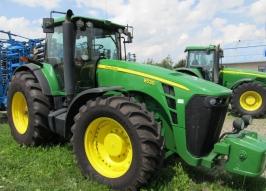 Трактор JOHN DEERE 8320 (339)
