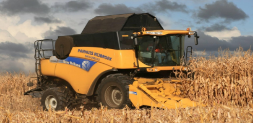 Комбайн NEW HOLLAND CX 8080 - 3