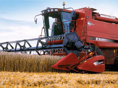 Комбайн CASE IH AXIAL FLOW2388 - 1