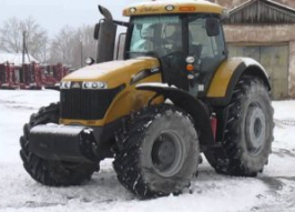 Трактор CHALLENGER mt685d5 (1228)