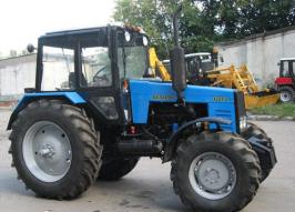 Трактор МТЗ 82 (519)