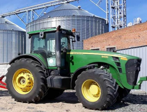 Трактор JOHN DEERE 8430 - 1
