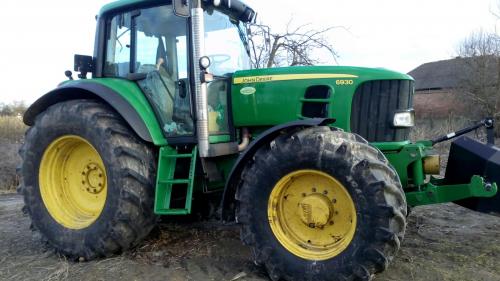 Трактор JOHN DEERE 6930 - 1