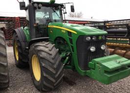 Трактор JOHN DEERE 8430 (2115)