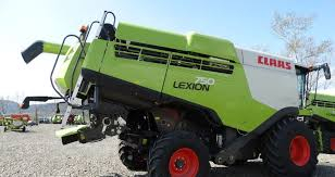Комбайн CLAAS lexion 750 - 1