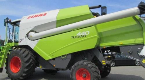 Комбайн CLAAS Tukano 440 - 1