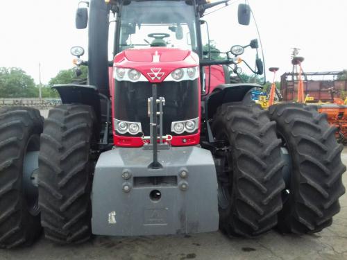 Трактор MASSEY FERGUSON 8737 - 1