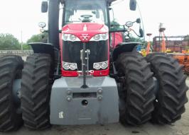 Трактор MASSEY FERGUSON 8737 (2277)