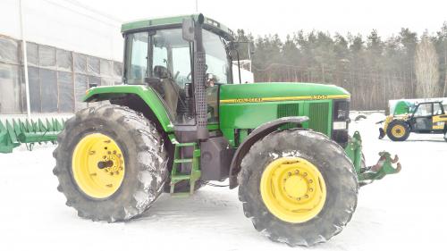 Трактор JOHN DEERE 7700 - 3