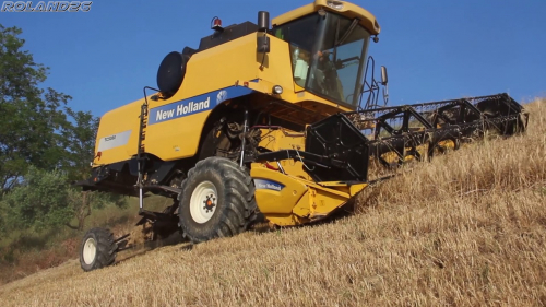Комбайн NEW HOLLAND ТС 50-80 - 1