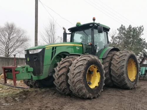 Трактор JOHN DEERE 8360R - 1