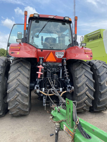 Трактор CASE IH magnum 340 - 3