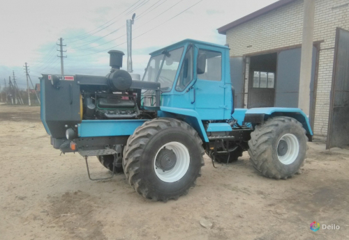 Трактор ХТЗ Т150 - 1