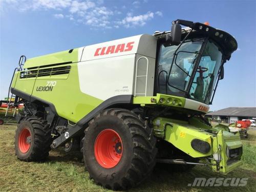 Комбайн CLAAS 770 - 1