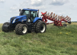 Трактор NEW HOLLAND T8.390 (2204)
