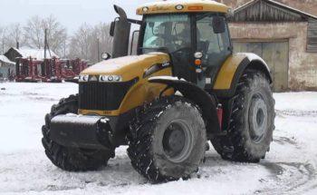 Трактор CHALLENGER mt685d5 - 1