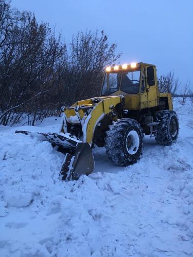 Трактор ХТЗ 156 - 1