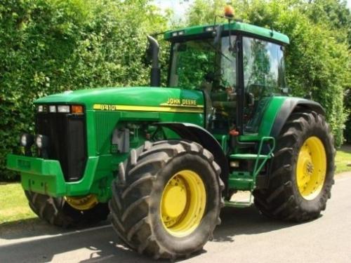 Трактор JOHN DEERE 8410 - 1