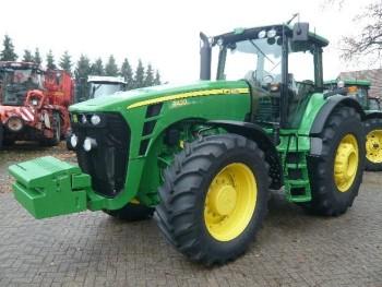 Трактор JOHN DEERE 8295r - 1