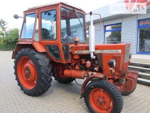 Трактор МТЗ 550 - 1