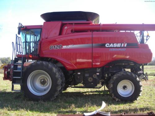 Комбайн CASE IH 8120 - 1