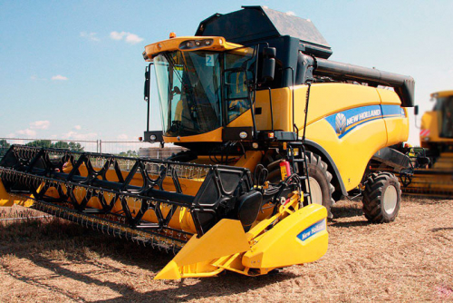Комбайн NEW HOLLAND 6090 - 1