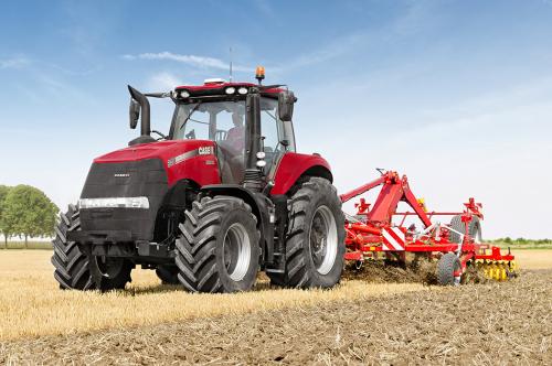 Трактор CASE IH 340 - 1