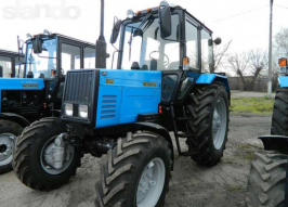 Трактор МТЗ 892 (2124)