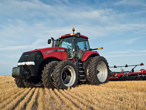 Трактор CASE IH magnum 370 - 1
