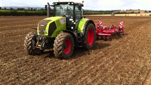 Трактор CLAAS Axion 820 - 4