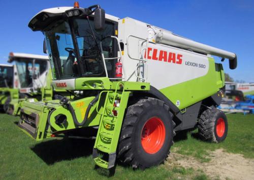 Комбайн CLAAS 580 - 1