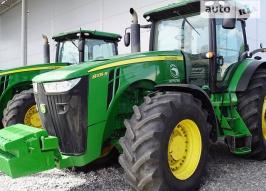 Трактор JOHN DEERE 8335R (646)