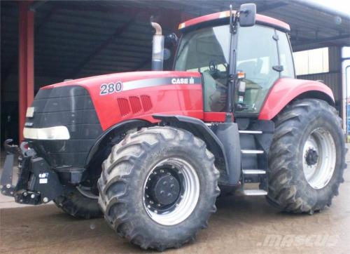 Трактор CASE IH MAGNUM 280 - 1