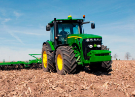 Трактор JOHN DEERE 8320R (683)