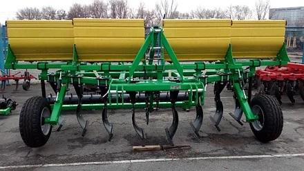 Глубокорыхлитель VELES AGRO GRS 5 - 1