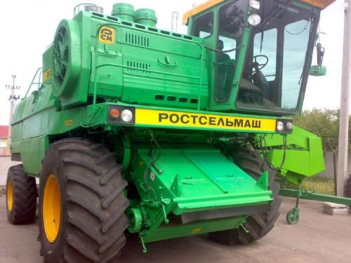 Комбайн РОСТСЕЛЬМАШ 1500 - 1
