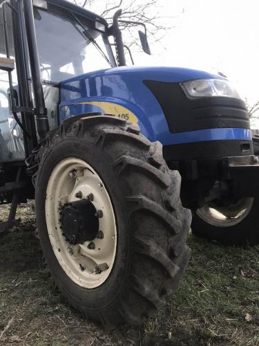 Трактор NEW HOLLAND TL105 - 5