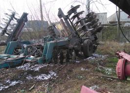 Борона Краснянка БДВП-5,5 (2118)