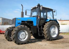 Трактор МТЗ 1221 (976)