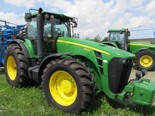 Трактор JOHN DEERE 8320 - 1