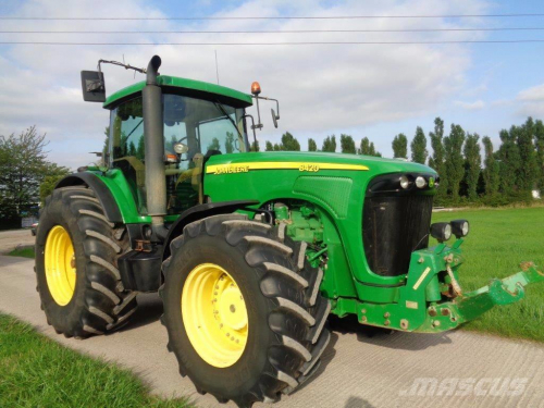 Трактор JOHN DEERE 84 20 - 1