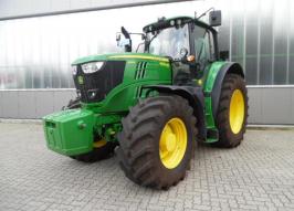 Трактор JOHN DEERE 6195 (458)