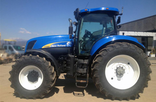 Трактор NEW HOLLAND - 1
