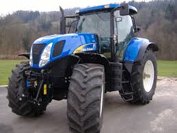 Трактор NEW HOLLAND Т 7060 - 1